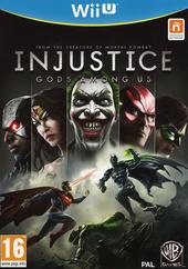 Injustice : Gods among us