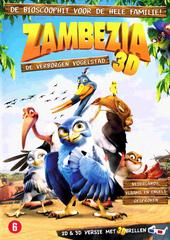 Zambezia : de verborgen vogelstad