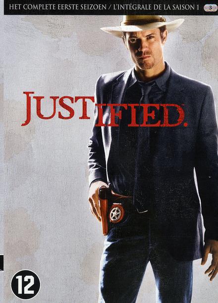 Justified. Het complete eerste seizoen