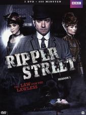 Ripper street. Season 1