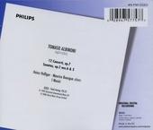 12 concerti, op. 7 & 2 sonatas op. 2