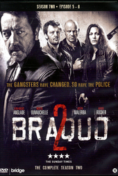 Braquo. The complete season two