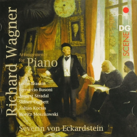 Wagner and the piano : arrangements for piano