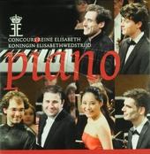 Koningin Elisabethwedstrijd : piano 2013