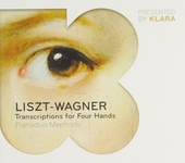 Liszt-Wagner : transcriptions for four hands