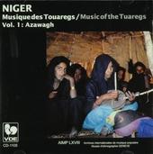 Niger : musiques des Touaregs. vol. 1, Azawagh