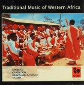 Traditional music of Western Africa : Senegal, Cameroon, Brazzaville/Congo, Sambia