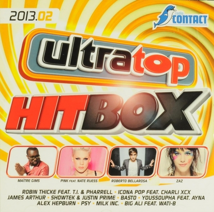 Ultratop hitbox 2013. vol.2