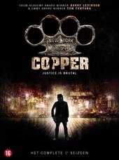 Copper. Het complete 1ste seizoen