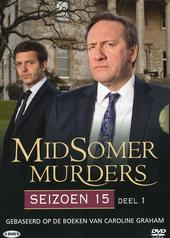 Midsomer murders. Seizoen 15, Deel 1