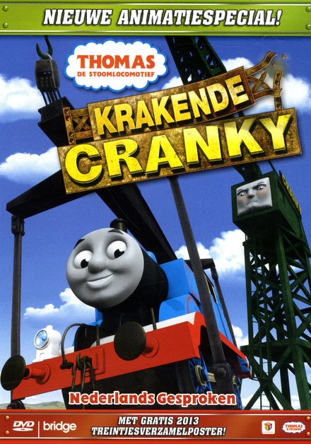 Krakende Cranky