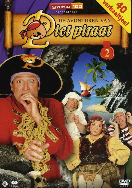 De avonturen van Piet Piraat. 2