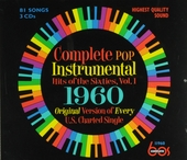 Complete pop instrumental hits of the sixties : original version of every U.S. charted single. vol.1, 1960