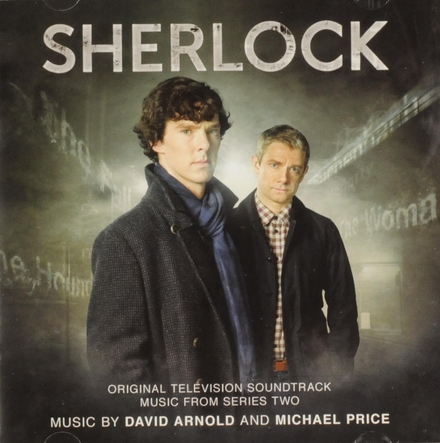 Sherlock : original television soundtrack : music from series two