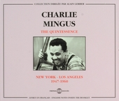 The quintessence : New York - Los Angeles 1947-1960