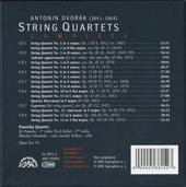 String quartets : complete