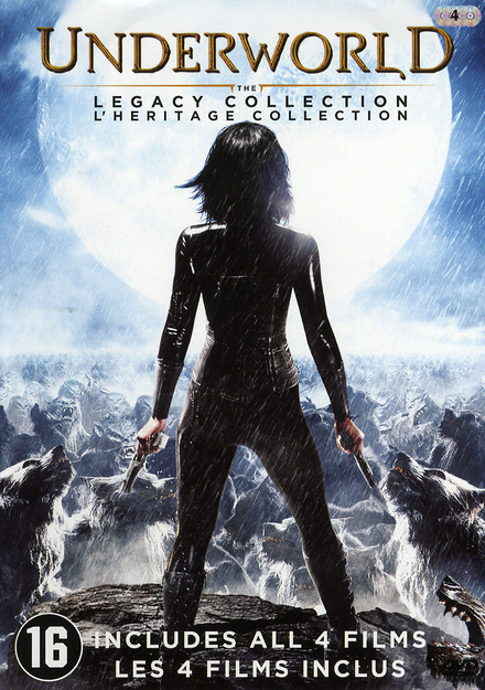 Underworld : the legacy collection