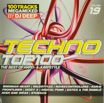 Techno top 100. vol.19