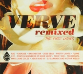 Verve remixed : the first ladies