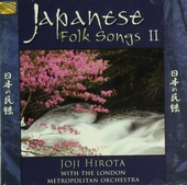 Japanese folk songs. Vol. 2