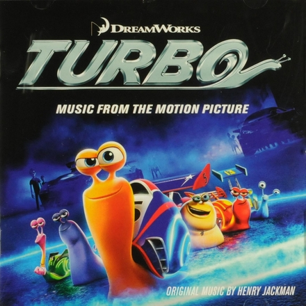 Turbo : music from the motion picture