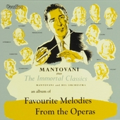 Favourite melodies from the operas ; The immortal classics