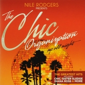 The Chic organization : up all night