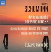 Arrangements for piano duet. Vol. 2
