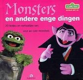 Monsters en andere enge dingen : 20 liedjes en verhaaltjes van, voor en over monsters