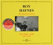 The quintessence : New York - Paris 1949-1960