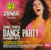 Zumba fitness dance party : summer 2013
