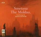 The Moldau : Czech music by Smetana and Dvořák