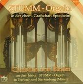 Stumm-Orgeln in der ehemaligen Grafschaft Sponheim