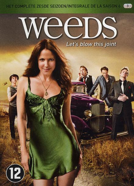 Weeds. Het complete zesde seizoen