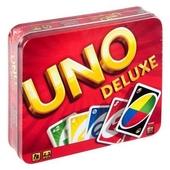 Uno deluxe : kaartspel