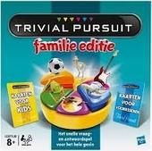 Trivial pursuit : familie editie : het snelle vraag- en antwoordspel voor het hele gezin