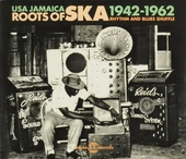 Roots of ska : USA Jamaica 1942-1962 : rhythm and blues shuffle