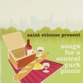 Saint Etienne present songs for a Central Park picnic