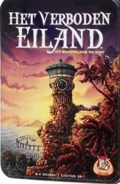 Het verboden eiland : een belevenis ... voor wie durft