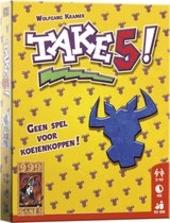Take5 : geen spel voor koeienkoppen!