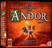 De legenden van Andor : verdedig gezamelijk het land van Andor en beleef fantastische avonturen!