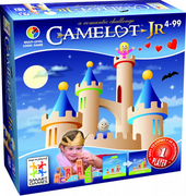 Camelot Jr. : a romantic challenge