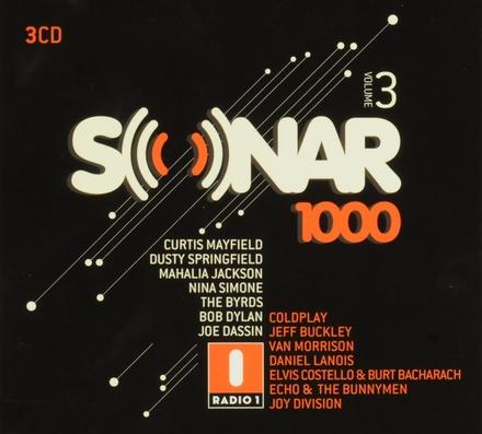 Sonar 1000. Vol. 3