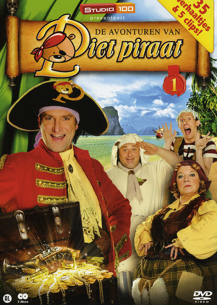 De avonturen van Piet Piraat. 1