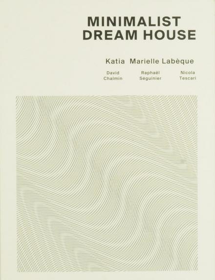 Minimalist dream house