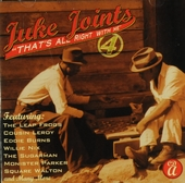 Juke joints. 4, Cd A, That's all right with me