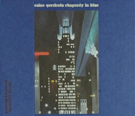 George Gershwin rhapsody in blue