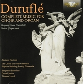 Complete music for choir and organ