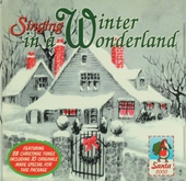Singing in a winter wonderland