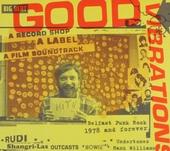 Good vibrations : A record shop, a label, a film soundtrack - Belfast punk rock 1978 and forever